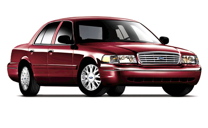 Ford Crown Victoria (P7)